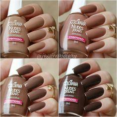 fall nail art designs you'll love 28 ~ my. Uñas Fashion, Fall Nail Art Designs, Diva Nails, Nagel Gel, Manicure And Pedicure, Natural Nails, Toe Nails, Nails Inspiration, Beauty Nails