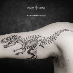 T Rex Tattoo, Tattoo Set, Arm Tattoo, Sleeve Tattoos, Funny Tattoos, Life Tattoos, Body Art Tattoos, Small Tattoos, Tatoos
