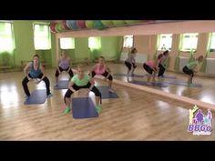 Terhestorna 3. Csípőtorna gyakorlatok 20 percben Belényi Beával (20 minute pregnancy exercise) - YouTube