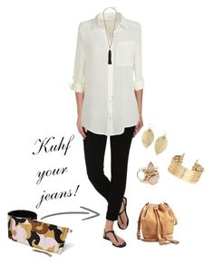 Kuhfs   Women's Fashion Accessory   Casual Outfit Inspiration by Kuhfs. Add Kuhfs to your jeans for added style and a pop of color.