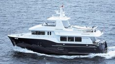 UNDAUNTED is a DAUNTLESS Explorer motor yacht, designed to undertake long distant passages to remote locations in comfort, with minimal requirement for . Speed Boats, Power Boats, Whitewater Kayaking, Canoeing, Trawler Boats, Explorer Yacht, Expedition Yachts, Canoe Trip, Yacht Boat