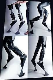 Resultado de imagen para digitigrade stilts tutorial