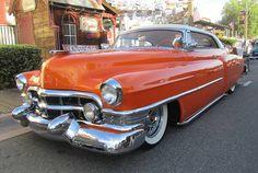 1952 Cadillac Convertible (1)