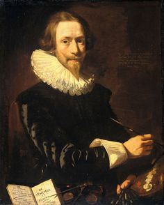 Michael Ripps - Ab. de Vries (Rijksmuseum)