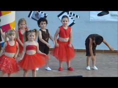 Fin de curso 2016. Infantil tres años - YouTube Cheer Skirts, Youtube, Videos, Fashion, Musica, Festivals, Costumes, Songs, Gift