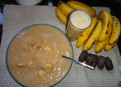 Living On Fruit: Fruitarian Porridge