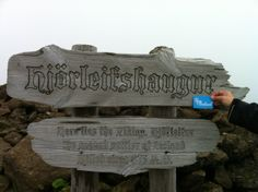 Hjörleifshöfði - South Iceland. This video gives a short recap of the story of the Viking Hjörleifur,