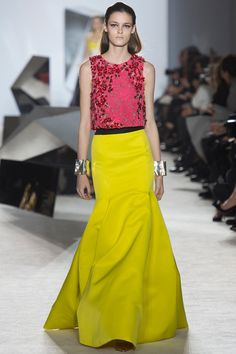 Giambattista Valli | Spring 2014 Couture Collection | Style.com
