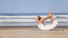 Mit #Hormon #Yoga durch die #Wechseljahre: Ganz entspannt Klimakteriums-Beschwerden vorbeugen und lindern
