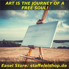 Touch People With Your Art Created on Easels! . #fabpaintingtool #easels #easelshop #paitingstore #artistshop #staffeleishop #staffelei #paintingstore
