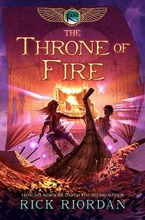 Book 2 in The Kane Chronicles