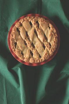 Gedeckter Apfelkuchen - Apple Pie