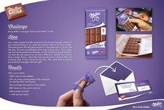 Milka au carré - My Brand Friend