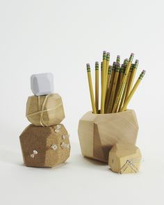 Fruitsuper's Desk Blocks from American Design Club ... pretty cool site as well.