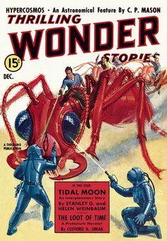 Thrilling Wonder Stories – Tidal Moon | Flickr - Photo Sharing!
