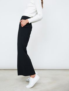 Sportmax Berma Trousers Black