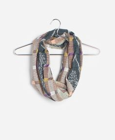 A fresh update to our best-selling Angelica Infinity Scarf that combines…