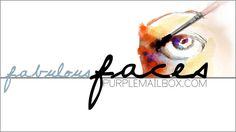purplemailbox.com: Fabulous Faces... A NEW CLASS!!!