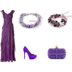 """""""Purple"""" by anna99-486 on Polyvore"""