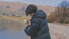 "ً on Twitter: ""camping trip with jungkook 🎣… "" Bts Bon Voyage, Location History, Parenting, Raincoat, Jackets, Fashion, Rain Jacket, Down Jackets, Moda"