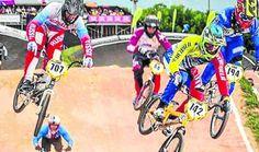 Jonathan Suárez se colgó la medalla dorada en el Mundial de BMX #Ciclismo #Deportes