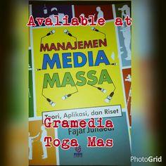 Buku Manajemen Media Massa