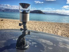 The new V.360° captures six times the perspective of the average POV camera. Photo: V.360°