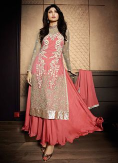 http://www.sareesaga.in/index.php?route=product/product&product_id=21426 Work:Embroidered Resham WorkStyle:Salwar suit Shipping Time:10 to 12 DaysOccasion:Wedding Reception Ceremonial Fabric:NetColour:Pink For Inquiry Or Any Query Related To Product, Contact :- +91-9825192886, +91-7405449283