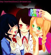 RPG Horror Game Girls images Aya, Ib, Ellen/Viola wallpaper and background photos