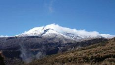 Mount Ruiz Volcano, Colombia | Britannica.com  Nevado del Ruiz volcano stratovolcano 5321 m / 17,457 ft Colombia, 4.9°N / -75.32°W Current status: erupting (4 out of 5)  Last update: 26 Apr 2019 (Volcanic Ash Advisory) Typical eruption style: explosive Nevado del Ruiz volcano eruptions: 2015-16 (ongoing), 2014-15, 2012-13, 1994 (?), 1985-91, 1984-85, 1916, 1845, 1833?, 1831, 1829, 1828, 1826(?), 1805, 1623, 1595, 1570, 1541(?) Last earthquakes nearby: TimeMag. / DepthDistanceLocation Sat… Active Volcano, Central America, Destruction, Geology, Mount Rainier, Mexico, Places, Colombia, Scenery