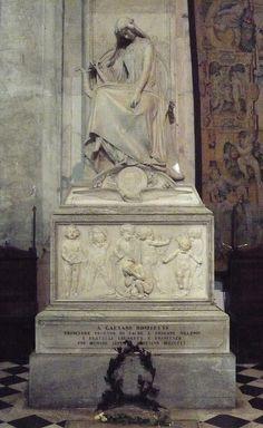 Gaetano Donizetti, 1848 AD, Age 53, VD, Sta. Ma. Maggiore, Bergamo, Italy - by moedermens, via Flickr