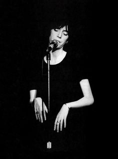Patti Smith, 1976.