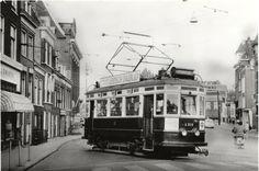 leiden-kortrapenburg m stadsdienst 1960 Leiden, Old City, Holland, Around The Worlds, Street View, Shapes, Retro, Vintage, Nostalgia