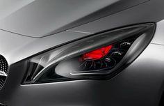 Concept Mercedes Coupé