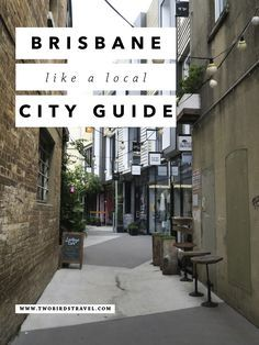 Visit Brisbane in Australia and use this Ultimate City guide to plan your stay! By Two Birds Travel