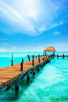 ISLA MUJERES, MEXICO This is close to paradise
