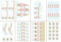 Postreadicción galletas decoradas, cupcakes y pops: Mis kits de fiesta