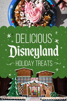 12 Disneyland Treats You Can Only Indulge In During The Holidays
