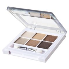 """e.l.f. Eyeshadow Compact - Natural. This is said to be a """"drugstore dupe"""" of the 50 buck Urban Decay Naked palette I have been drooling over. And it's only $3.00!"""