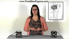 Learn how you can move warm air from your wood stove throughout your home http://www.northlineexpress.com/fans-blowers.html
