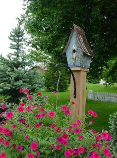 Bird House.../
