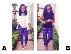 Pick an Ankara Style - front or back ? - #1 Nigeria Style Blog