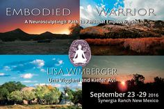 Join us for this AMAZING immersion into Neurosculpting® Meditation, Neurosculpting® Yoga, and Art http://www.bellaretreats.com/retreat-calendar/embodied-warrior-a-neurosculpting-yoga-retreat