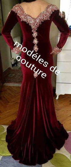Les robes soiree katifa