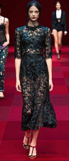 Dolce & Gabbana, 2015