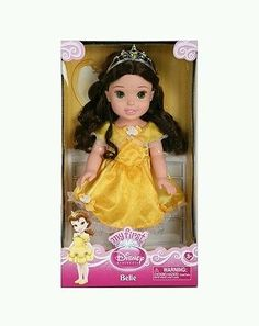 My first disney princess toddler doll . NEW !! Princess Belle