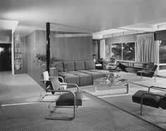5 bed, 5.5 bath, 5410 sq ft single family home located at 1642 Moore Rd, Santa Barbara, CA 93108. - The Tremaine House by Richard Neutra -