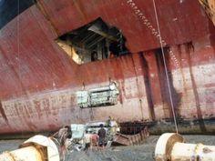 Engine Unload From Ship Vintage Industrial Lighting Diesel Generators Water Generator