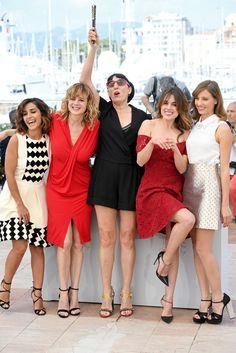Inma Cuesta, Emma Suárez, Rossy de Palma, Adriana Ugarte & Michelle Jenner