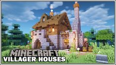 Minecraft Villager Houses THE TOOLSMITH [Minecraft Tutorial] WORLD D in 2020 Minecraft tutorial Minecraft medieval Minecraft